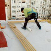 reparacion de cubiertas de edificios