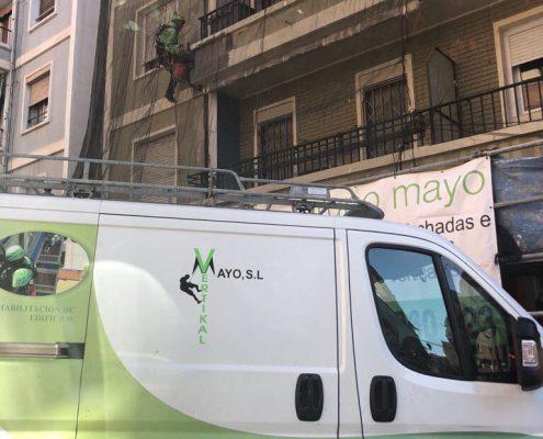 REHABILITACION DE FINCAS VALENCIA, rehabilitacion de edificios antiguos valencia