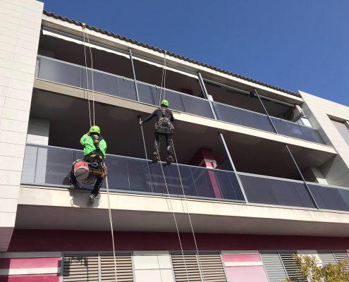 restauracion fachadas valencia, restauracion de fachada valencia