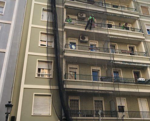 rehabilitacion de edificios en valencia