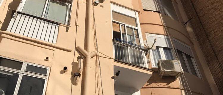 rehabilitacion de edificios, rehabilitacion de patio de luces, rehabilitacion fachadas