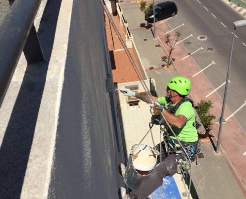 reparaciones verticales valencia