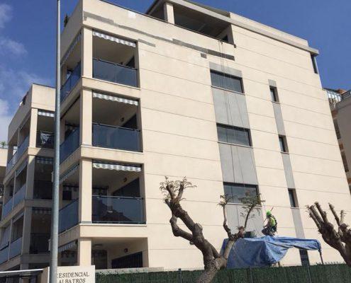 trabajos verticales en balcones