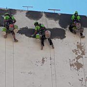 reparacion de medianeras, reparacion de patios de luces