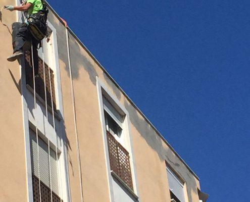reparacion de fachadas, rehabilitación de fachadas, rehabilitacion fachadas, fachadas valencia