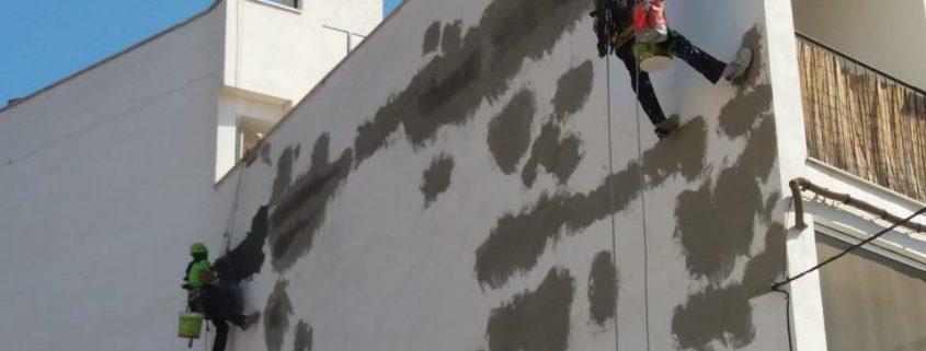 rehabilitación edificios en valencia