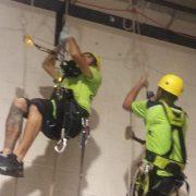 video trabajos verticales, empresa trabajos en altura
