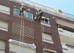 restaruración fachadas en valencia, restauracion fachadas en valencia