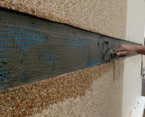 reparar fachada en valencia
